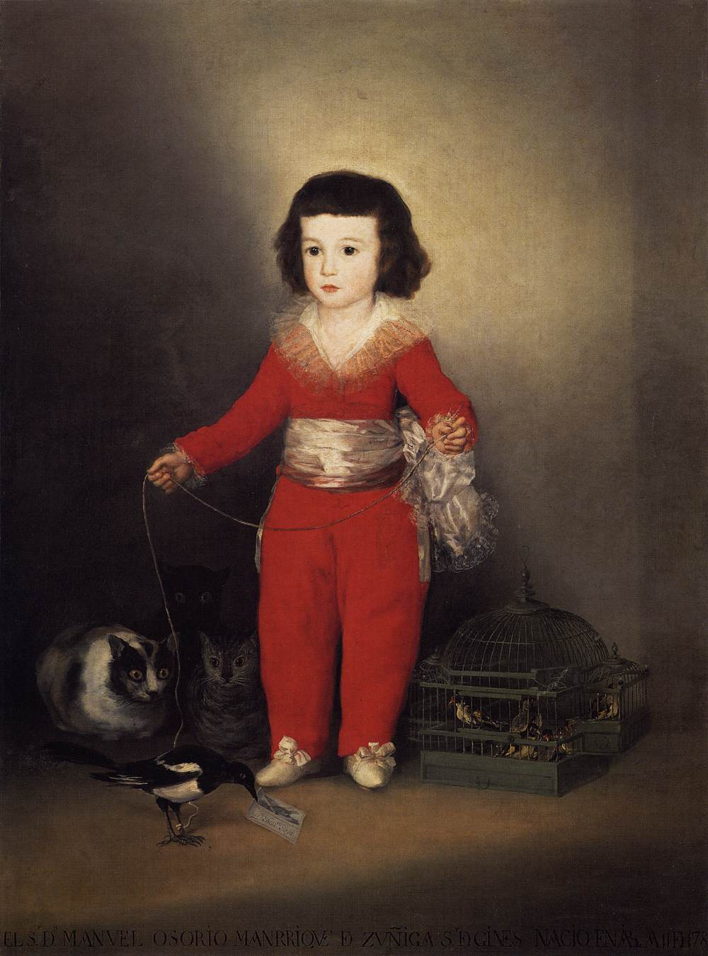 essay on francisco de goya