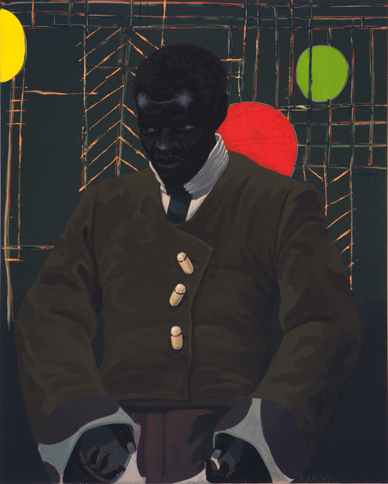 Friday pictures kerry james marshall back to the world for Frank lloyd wright parents