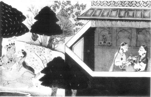 krishna-the closing scene- ill gita govinda -1730
