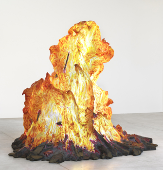 Martin Honert_feurer,fire 1992